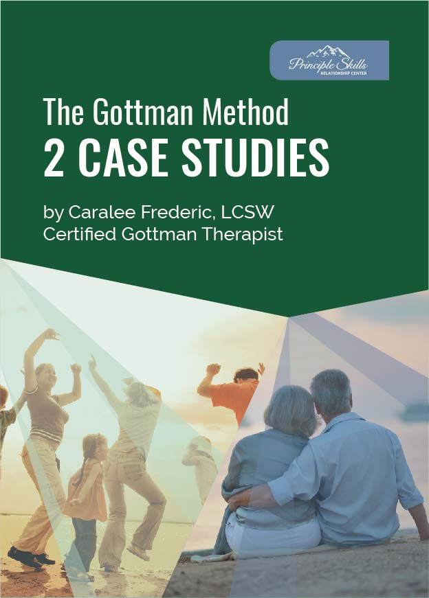 2 Case Studies for Couples Therapy