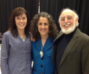Caralee was trained by Drs. Julie and John Gottman. She also frequently assists the Gottman at their couples workshop.